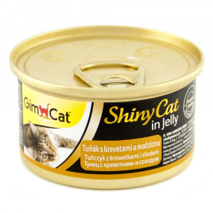 GimCat Консервы Shiny Cat