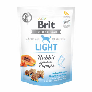 Брит Лакомство д/собак Brit Care Light Rabbit, 150г, 539956